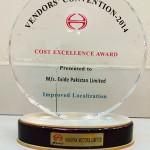 Hino Excellence Award 2014